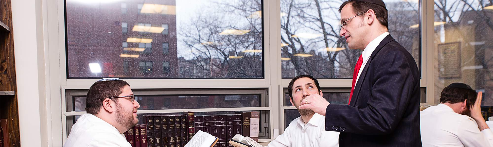 Rosh HaYeshiva's Welcome - Yeshivat Chovevei Torah, Setting the standard in rabbinic education