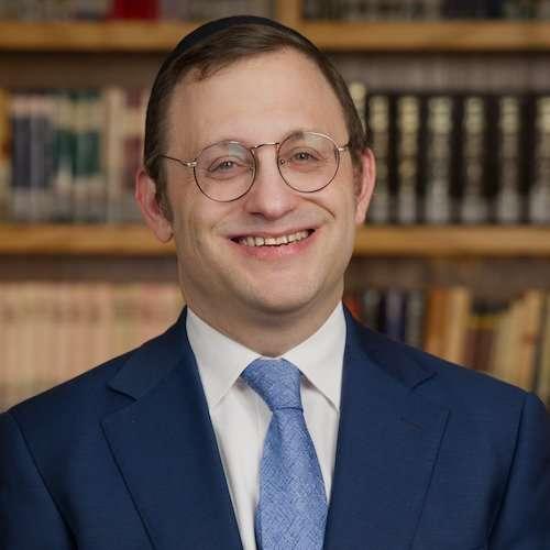 Rabbi Dov Linzer