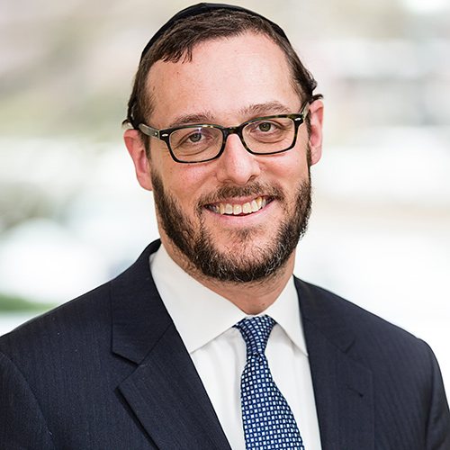 Rabbi Ysoscher Katz - Yeshivat Chovevei Torah, Setting the standard in rabbinic education