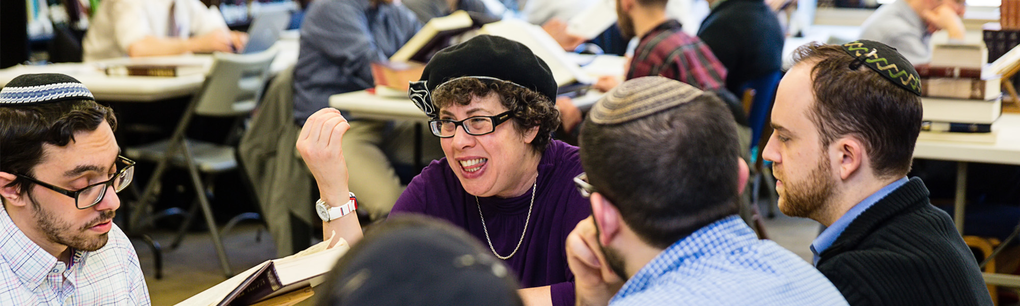 Giving Opportunities - Chovevei Torah, Setting the standard in rabbinic leadership