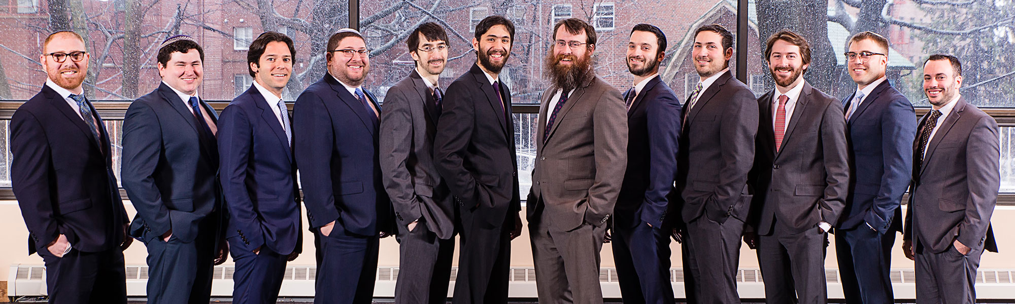 Meet Our Students - Yeshivat Chovevei Torah, Setting the standard in rabbinic education