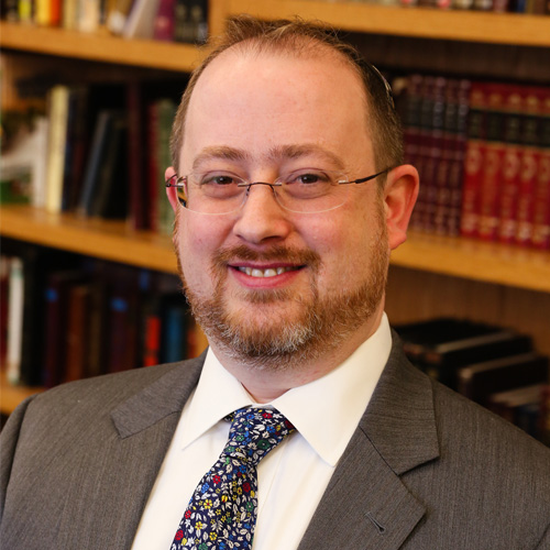 Rabbi Jeffrey Fox