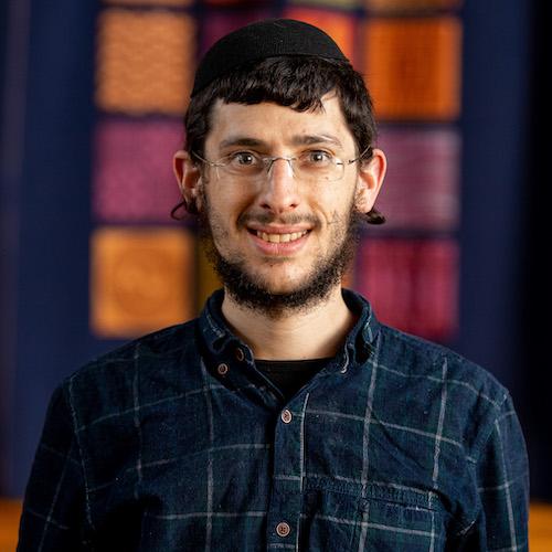 Rav Avraham Oriah Kelman - YCT Israel Fellow