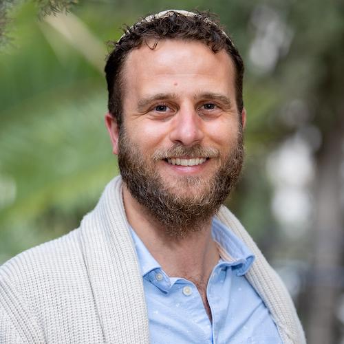 Rav Yotam Halperin - YCT Israel Fellow