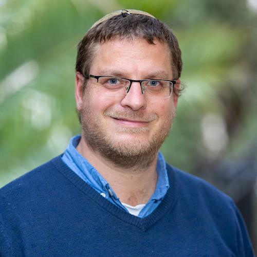 Rav Nachum Netanel Kenann - YCT Israel Fellow