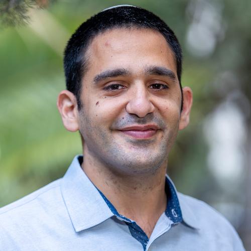 Rav Sagi Mazoz - YCT Israel Fellow