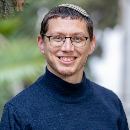 Rav Yuval Ohali - YCT Israel Fellow
