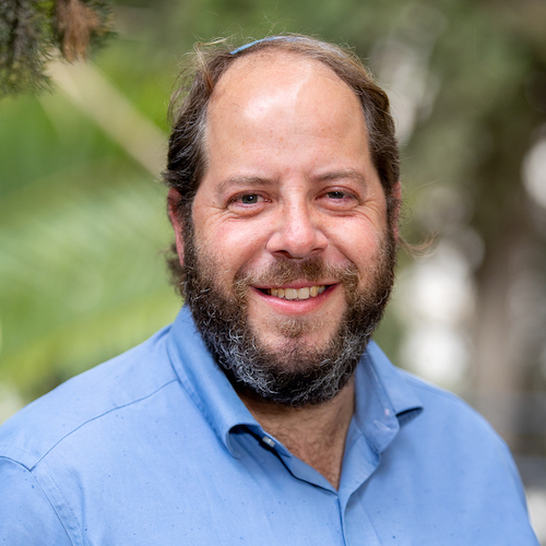 Rav Or Rosenman - YCT Israel Fellow