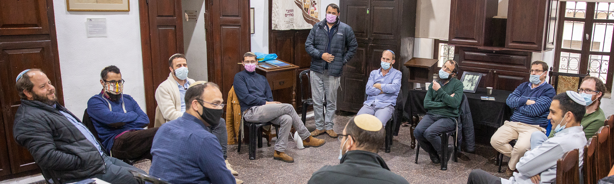 Israel Fellows - Chovevei Torah, Setting the standard in rabbinic leadership
